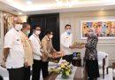 Kementerian Ketenagakerjaan Akan Realisasikan Pembangunan BLK UPTP di Kota Prabumulih, Sumatera Selatan.